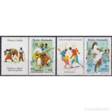 Sellos: ⚡ DISCOUNT URUGUAY 2008 AMERICA - FESTIVAL MNH - HOLIDAYS, MUSICAL INSTRUMENTS, DANCING. Lote 270390643
