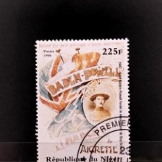 Timbres: SELLO NIGUER -PERSONAJES- NL-R. Lote 277239958