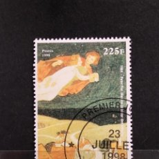 Timbres: SELLO NIGUER -PERSONAJES- NL-R. Lote 277240028