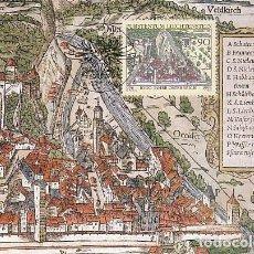 Sellos: LIECHTENSTEIN IVER Nº 1078, MILENARIO DE AUSTRIA, TARJETA MAXIMA DE 1-9-1996. Lote 278516643