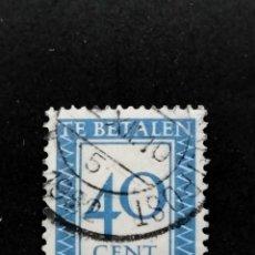 Sellos: SELLO TEMÁTICO TE BETALEN - BOL 44 - 1. Lote 296752508