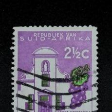 Sellos: SELLO TEMÁTICO SUDÁFRICA- BOL 44 - 1. Lote 296752583