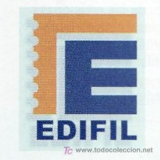 Sellos: OFERTA HOJAS EDIFIL GRAN BRETAÑA SUPLEMENTO 2003 SIN ESTUCHES PVP 35 EUROS. Lote 26363497