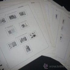 Sellos: SUPLEMENTO EDIFIL ESPAÑA AÑOS 1984-1988 COMPLETO SIN MONTAR. Lote 38668016