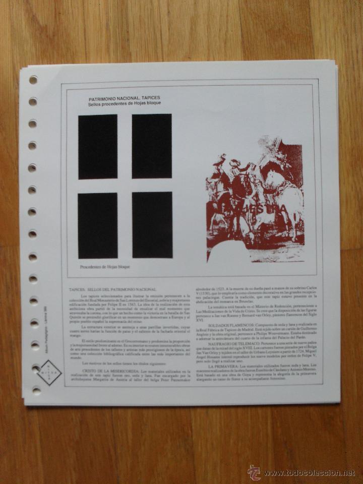 Sellos: HOJAS DE SUPLEMENTO AÑO 1990 Nifsa,Montadas en estuches negros, VER FOTOS - Foto 9 - 40012118