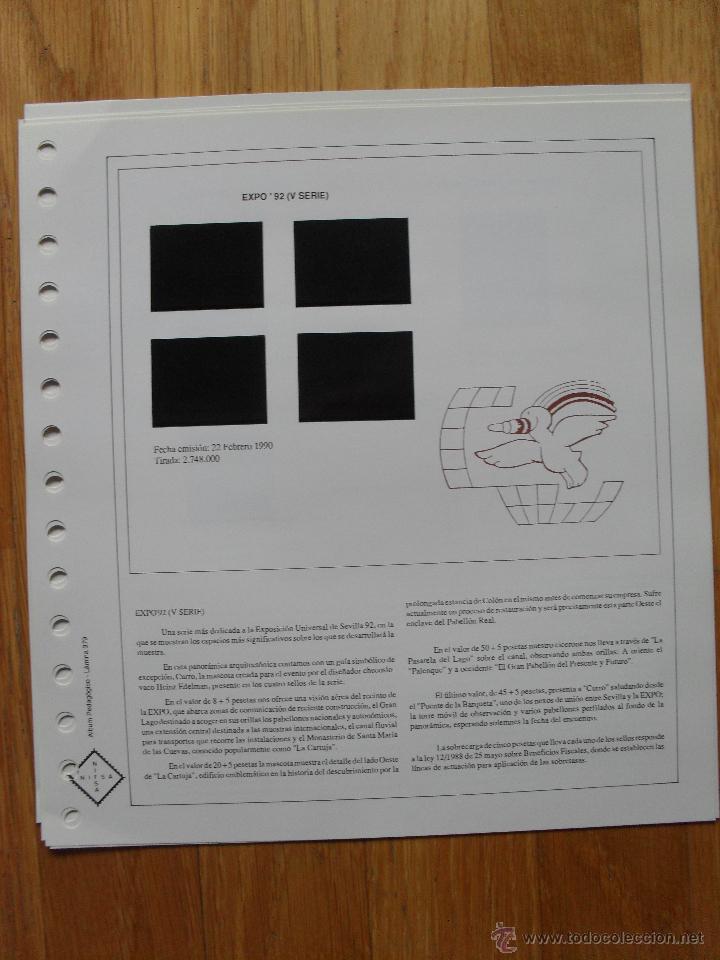 Sellos: HOJAS DE SUPLEMENTO AÑO 1990 Nifsa,Montadas en estuches negros, VER FOTOS - Foto 14 - 40012118