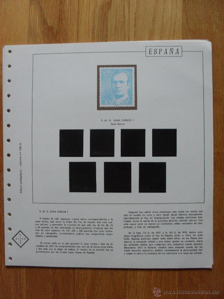 Sellos: HOJAS DE SUPLEMENTO AÑO 1981 Nifsa, Montadas en estuches negros VER FOTOS - Foto 13 - 40013999