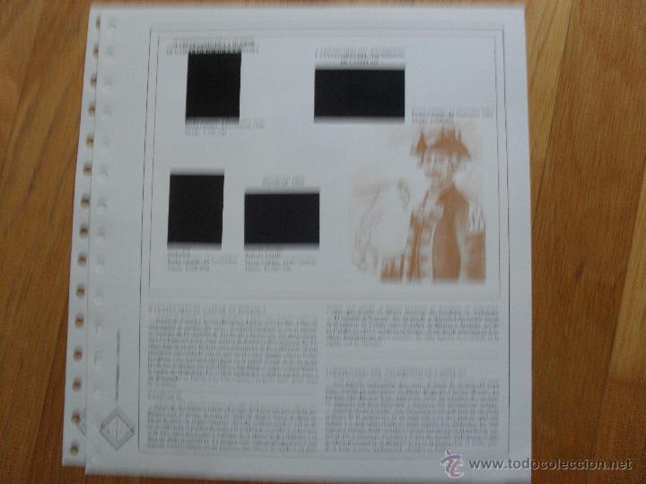 Sellos: HOJAS DE SUPLEMENTO AÑO 1986 NIFSA, Montadas en Estuches Negros VER FOTOS - Foto 4 - 40026647