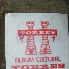 Sellos: SUPLEMENTO TORRES 2007 COMPLETO MONTADO CON FILOESTUCHES NEGROS. Lote 43886752