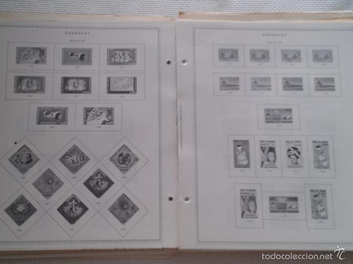 Sellos: IMPRESIONANTE LOTE DE HOJAS PERTENECIENTE AL ÁLBUM ,CITATION STAMP ÁLBUM - Foto 2 - 58834281