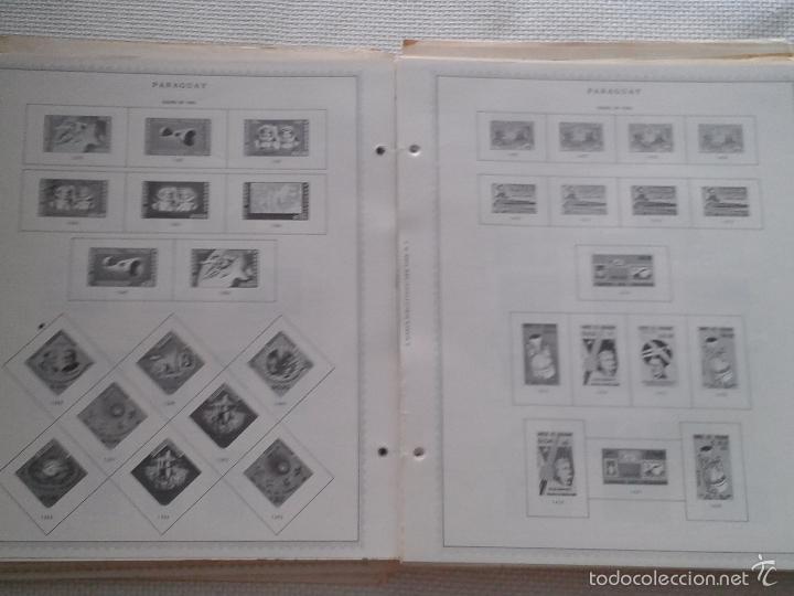 Sellos: IMPRESIONANTE LOTE DE HOJAS PERTENECIENTE AL ÁLBUM ,CITATION STAMP ÁLBUM - Foto 3 - 58834281