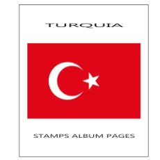 Sellos: SUPLEMENTO FILKASOL TURQUIA 2017 - COMPLETAMENTE ILUSTRADO COLOR (270X295MM.) SIN MONTAR. Lote 121543855
