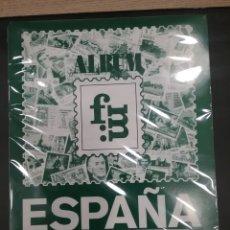 Sellos: HOJAS DE ÁLBUM FM 2002 AL 2006 SIN ESTUCHES. Lote 121867648
