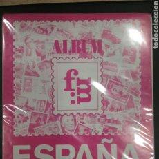Sellos: HOJAS DE ÁLBUM FM 1996 AL 1999 SIN ESTUCHES. Lote 121890103