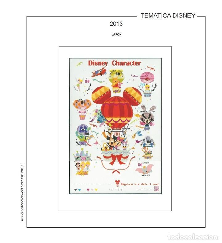 suplemento filkasol tematica disney 2013 - ilus - Comprar Hojas para ...