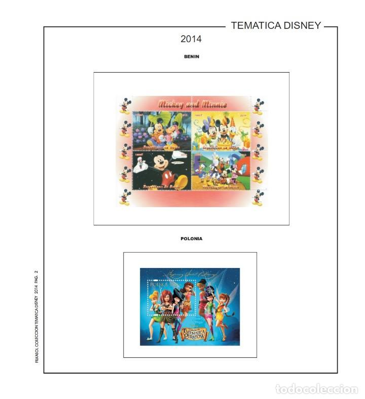 suplemento filkasol tematica disney 2014 - ilus - Comprar Hojas para ...