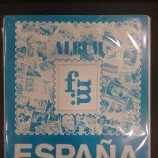Sellos: HOJAS ÁLBUM FM 1981 AL 1984 SIN ESTUCHAR. Lote 136817020