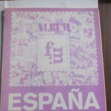 Sellos: ESPAÑA. HOJAS FM CULTURAL 1990. Lote 138861150