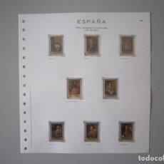 Sellos: HOJA - FIVA C- 99 - AÑO 1973 - ESPAÑA - SIN SELLOS - CON FILOESTUCHES TRANSPARENTES. Lote 145893994