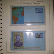 Sellos: HOJA N°12 SOBRES ENTERO POSTAL AEROGRAMAS 1997/98. Lote 157931992