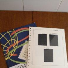 Sellos: HOJAS EDIFIL PARA 1990 EN BLOQUE DE 4. Lote 160484908