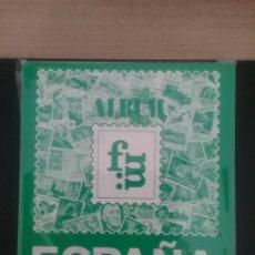 Sellos: BLOQUE DE HOJAS DEL ÁLBUM FM 1984 AL 1991 SIN ESTUCHES. Lote 174142727