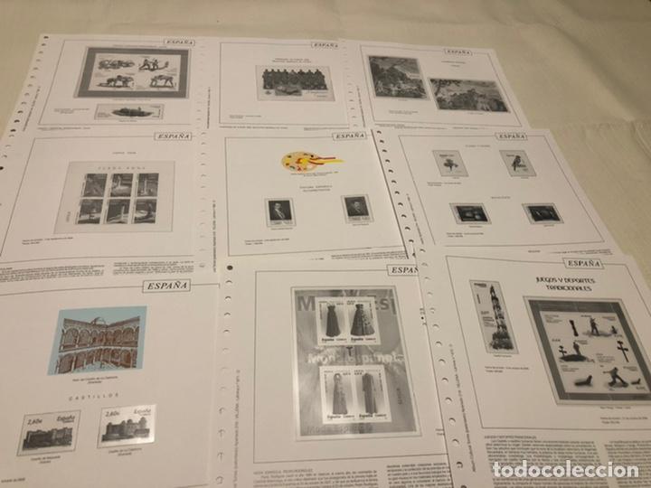 Sellos: Hojas Torres Sellos España Año 2008 - Foto 3 - 180207047