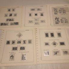 Sellos: HOJAS EDIFIL SELLOS ESPAÑA AÑO 1982. Lote 182043908
