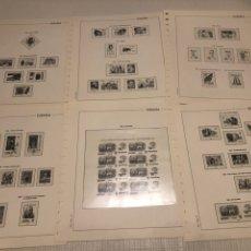 Sellos: HOJAS EDIFIL SELLOS ESPAÑA AÑO 1983. Lote 182043937