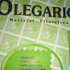 Sellos: SUPLEMENTO SELLOS OLEGARIO ESPAÑA 2012/16 MONTADO CON FILOESTUCHES. Lote 192689868