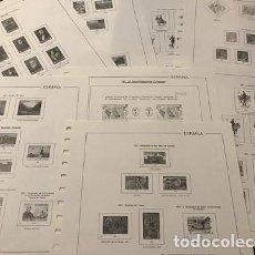 Sellos: HOJAS ANFIL ESPAÑA AÑO 1977 SUPLEMENTO HOJAS ANFIL ESPAÑA SIN HA70. Lote 195571388