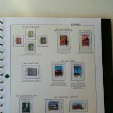Selos: HOJAS FILABO ESPAÑA 1997-2000. ALTA CALIDAD. VER DESCRIPCIÓN. Lote 196570201
