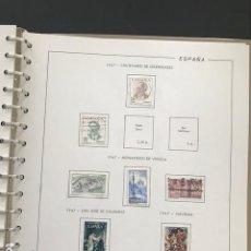 Sellos: HOJAS FILABO 1967 SELLOS ESPAÑA AÑO 1967 (SELLOS INCLUIDOS) HFS60. Lote 197552826
