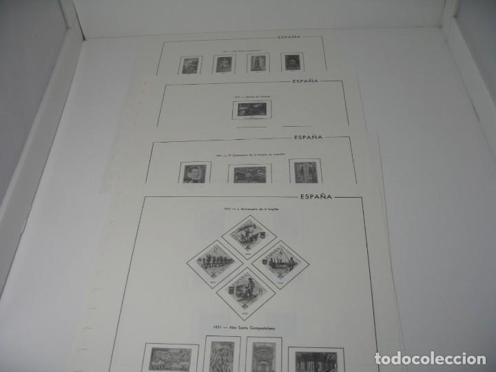 Sellos: SUPLEMENTOS DE SELLOS DE ESPAÑA EDIFIL 1971,72, 73 SIN ESTUCHES - Foto 2 - 198395485