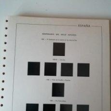 Sellos: HOJAS EDIFIL ESPAÑA 1950-64. ALTA CALIDAD. VER DESCRIPCIÓN. Lote 199194365