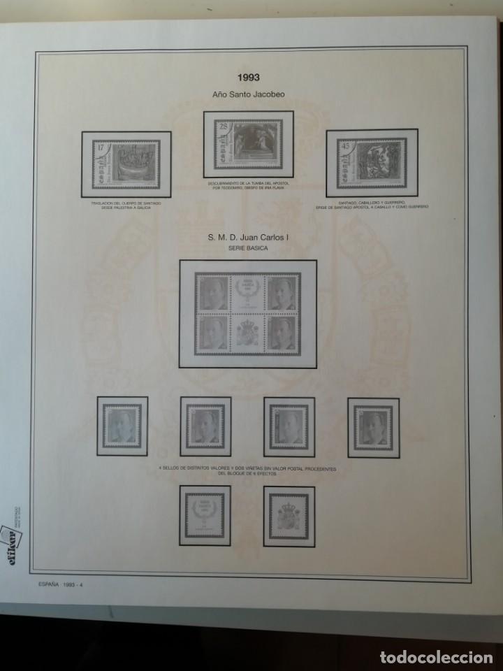 Sellos: HOJAS EFILCAR ESPAÑA 1993-96. Alta calidad, ver descripción - Foto 5 - 199195168