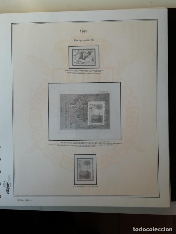 Sellos: HOJAS EFILCAR ESPAÑA 1993-96. Alta calidad, ver descripción - Foto 6 - 199195168