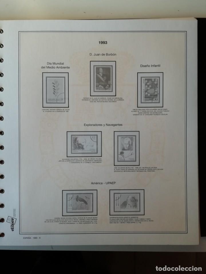 Sellos: HOJAS EFILCAR ESPAÑA 1993-96. Alta calidad, ver descripción - Foto 7 - 199195168