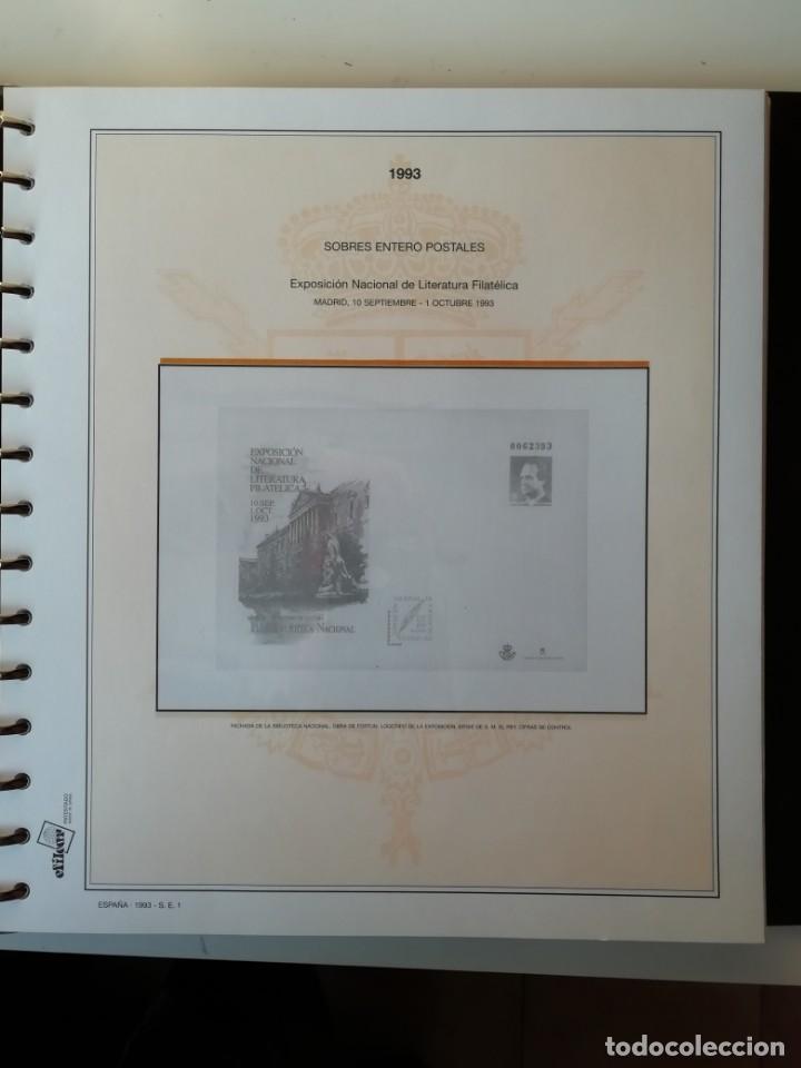 Sellos: HOJAS EFILCAR ESPAÑA 1993-96. Alta calidad, ver descripción - Foto 9 - 199195168