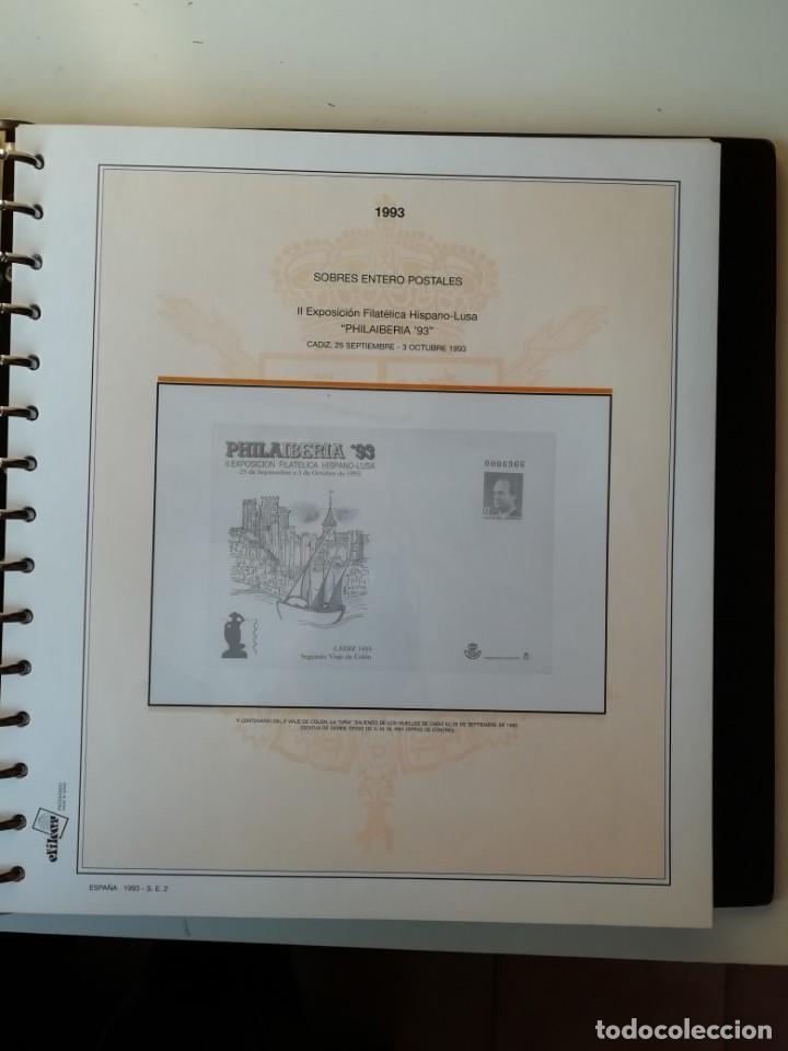 Sellos: HOJAS EFILCAR ESPAÑA 1993-96. Alta calidad, ver descripción - Foto 10 - 199195168