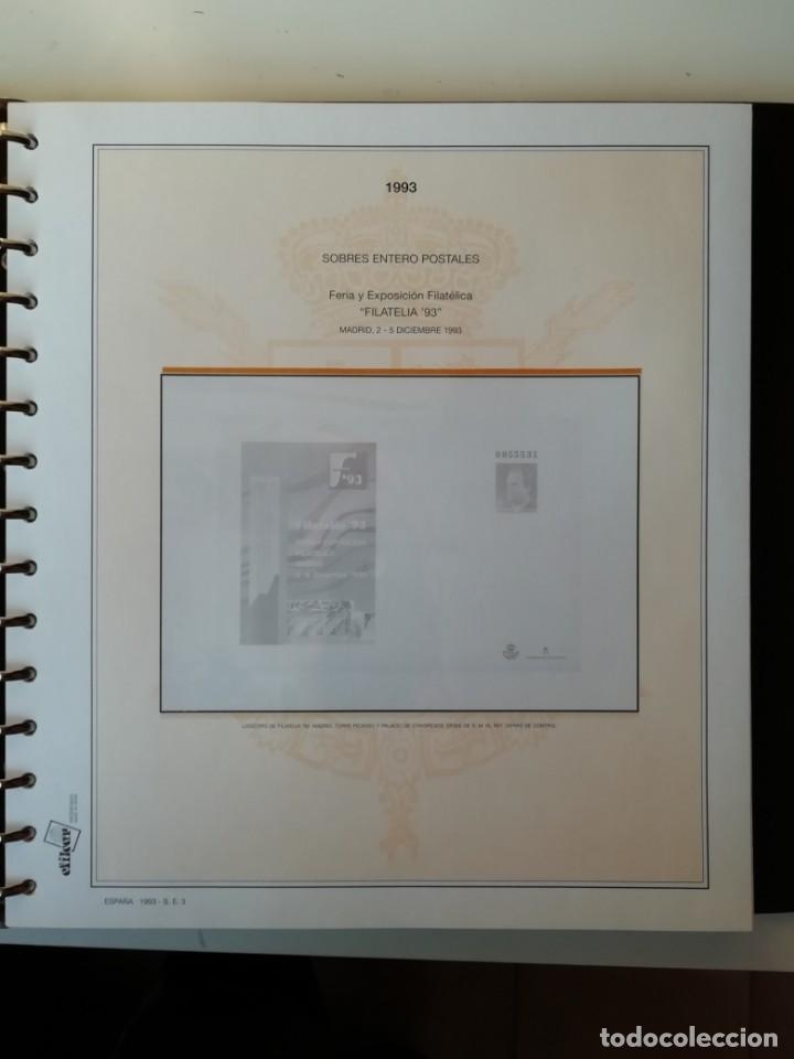 Sellos: HOJAS EFILCAR ESPAÑA 1993-96. Alta calidad, ver descripción - Foto 11 - 199195168