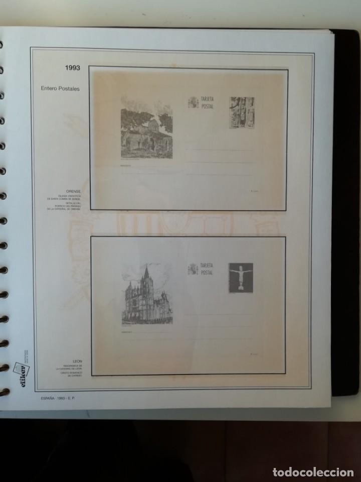 Sellos: HOJAS EFILCAR ESPAÑA 1993-96. Alta calidad, ver descripción - Foto 12 - 199195168