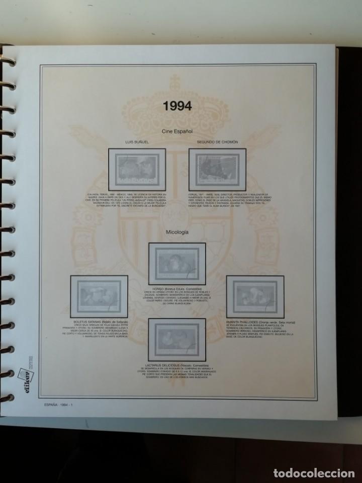 Sellos: HOJAS EFILCAR ESPAÑA 1993-96. Alta calidad, ver descripción - Foto 15 - 199195168