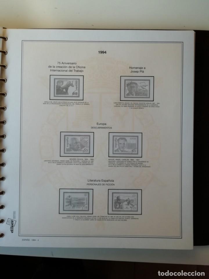 Sellos: HOJAS EFILCAR ESPAÑA 1993-96. Alta calidad, ver descripción - Foto 19 - 199195168