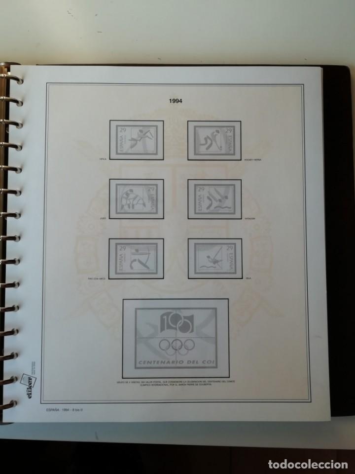 Sellos: HOJAS EFILCAR ESPAÑA 1993-96. Alta calidad, ver descripción - Foto 25 - 199195168