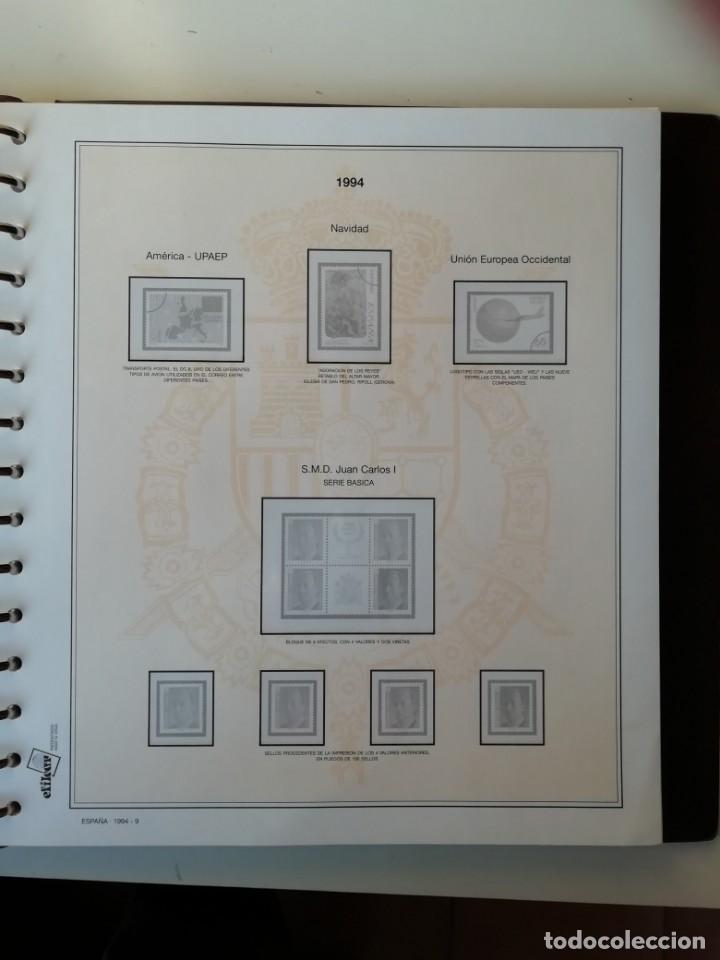 Sellos: HOJAS EFILCAR ESPAÑA 1993-96. Alta calidad, ver descripción - Foto 26 - 199195168