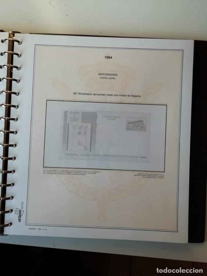 Sellos: HOJAS EFILCAR ESPAÑA 1993-96. Alta calidad, ver descripción - Foto 27 - 199195168