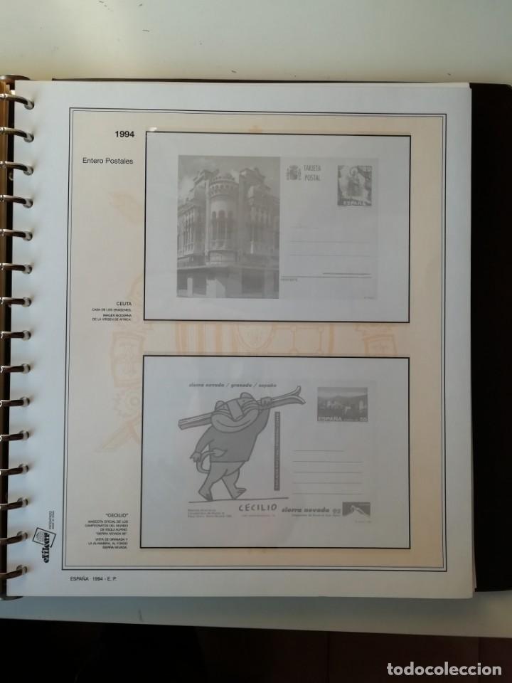 Sellos: HOJAS EFILCAR ESPAÑA 1993-96. Alta calidad, ver descripción - Foto 28 - 199195168