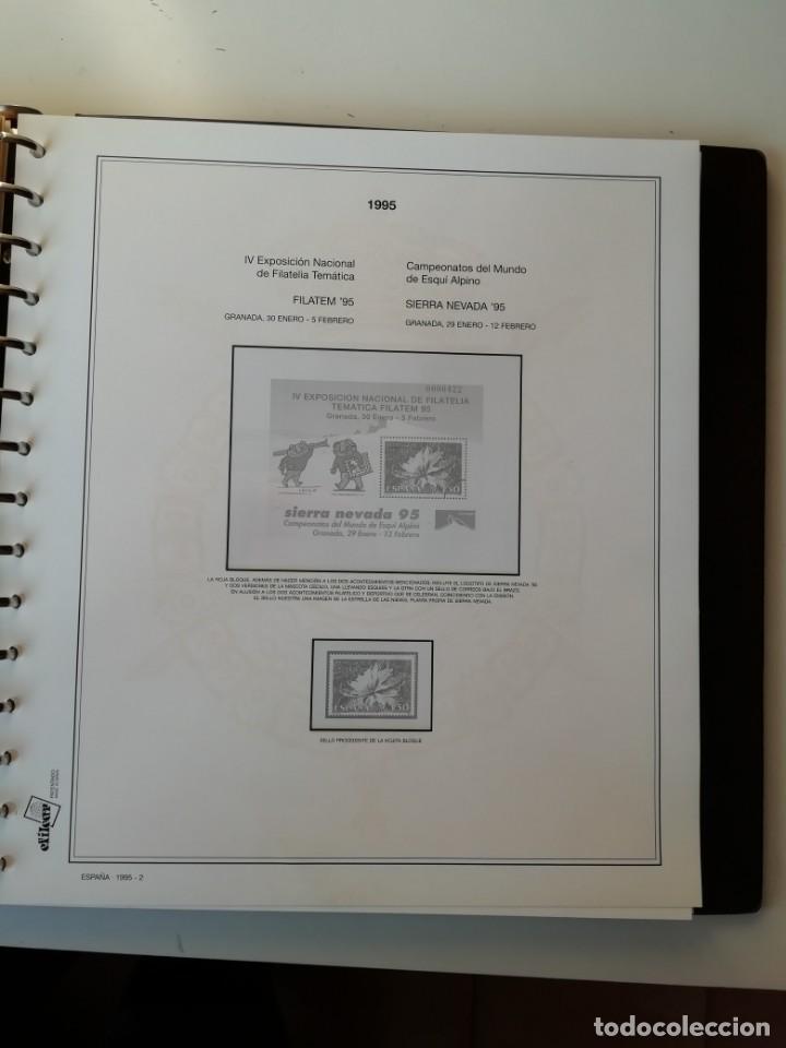 Sellos: HOJAS EFILCAR ESPAÑA 1993-96. Alta calidad, ver descripción - Foto 31 - 199195168