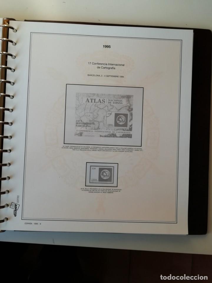 Sellos: HOJAS EFILCAR ESPAÑA 1993-96. Alta calidad, ver descripción - Foto 40 - 199195168